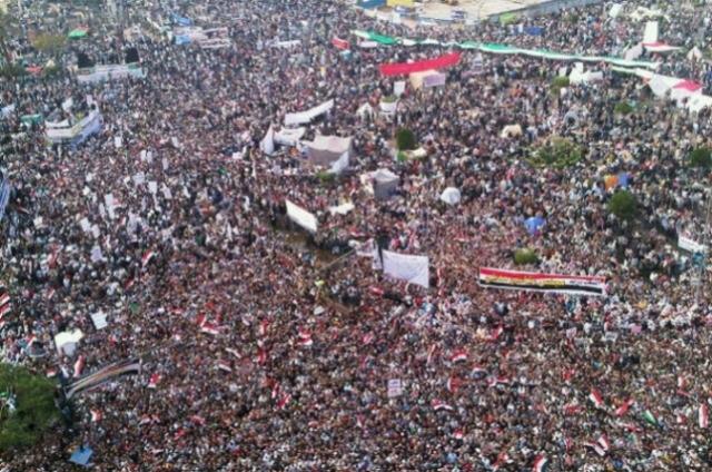 Πλατεία Ταχριρ 18/11/2011
